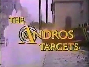 The Andros Targets - Title card for The Andros Targets