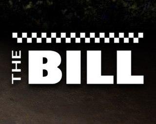<i>The Bill</i> British police procedural television series