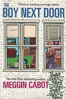 <i>The Boy Next Door</i> (novel) book by Meg Cabot