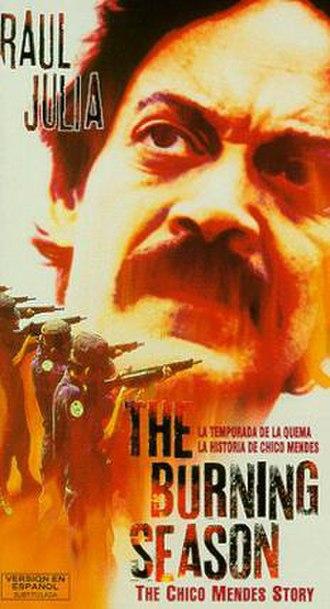 The Burning Season (1994 film) - Image: The Burning Season