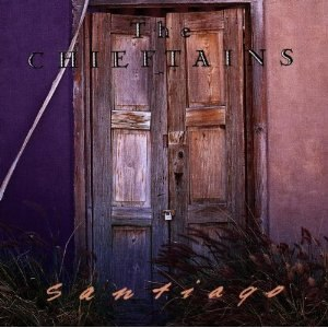 Santiago (album) - Image: The Chieftains, Santiago album cover