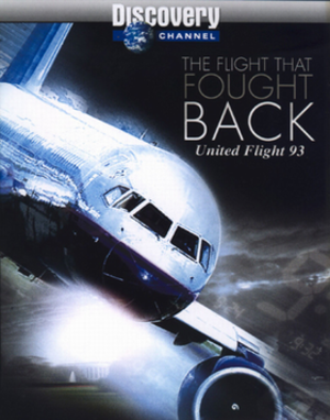 The Flight That Fought Back - DVD cover of The Flight That Fought Back