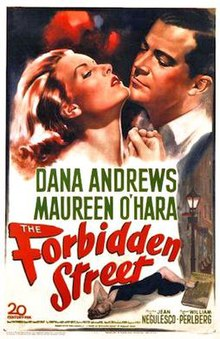 The Forbidden Street 1949 poster.jpg