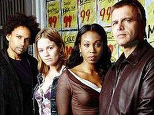 The Handler (TV series) - Image: The Handler (TV series)