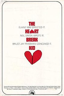 <i>The Heartbreak Kid</i> (1972 film) 1972 film by Elaine May