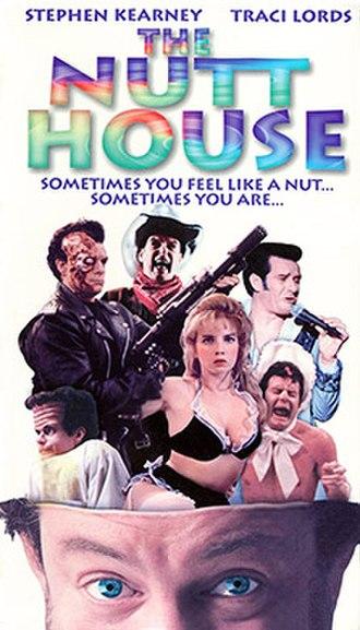 The Nutt House (film) - DVD cover