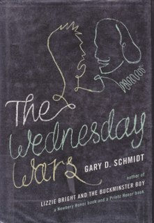 <i>The Wednesday Wars</i> book by Gary D. Schmidt