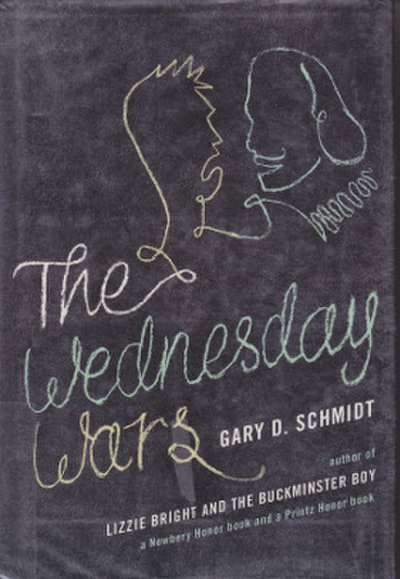 Picture of a book: The Wednesday Wars