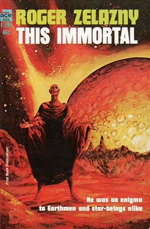 This Immortal - Cover of the first edition