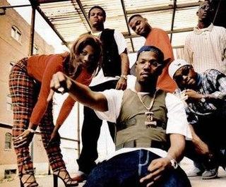 Three 6 Mafia American hip-hop group