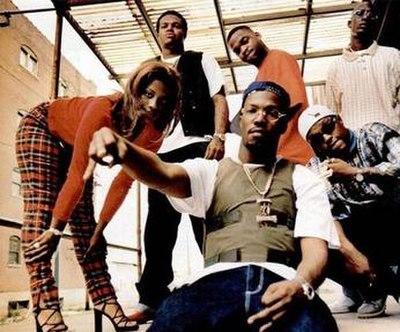 Picture of a band or musician: Three 6 Mafia