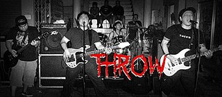 Throw (band) punk band from the Philippines