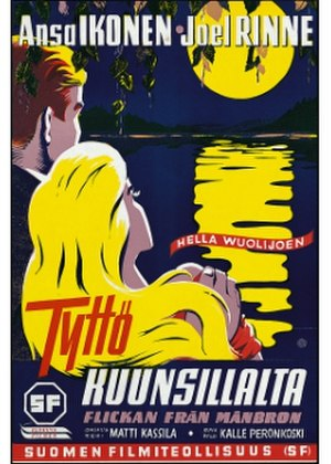 The Girl from Moon Bridge - Image: Tyttö kuunsillalta