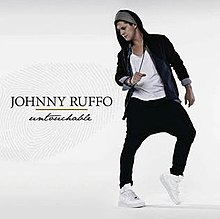 Untouchable (Johnny Ruffo song) cover.jpg