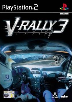 Скачать v rally 3 торрент