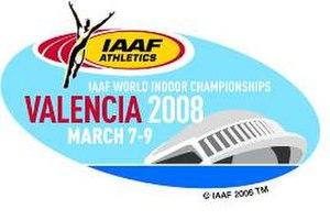 2008 IAAF World Indoor Championships - Image: Valencia 2008 logo