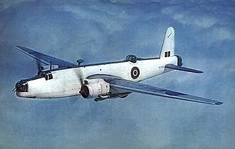 Operations research - A Warwick in the revised RAF Coastal Command green/dark grey/white finish