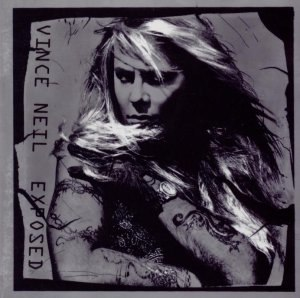 Exposed (Vince Neil album) - Image: Vince Neil Exposed