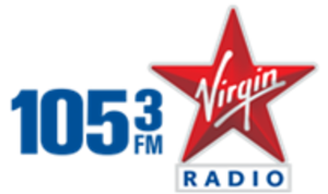 CFCA-FM - Image: Virgin Radio Kitchener