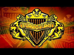Evolution (professional wrestling) - Official Evolution logo