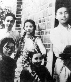 Wataru Kaji - Image: Wataru, Ikeda, Hasegawa, and Naichao