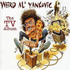 The TV Album - Image: Weird Al The TV Album