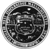 Official seal of West Stockbridge, Massachusetts