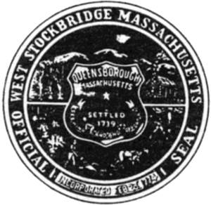 West Stockbridge, Massachusetts - Image: West Stockbridge MA seal