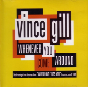 Whenever You Come Around - Image: Whenever You Come Around cover