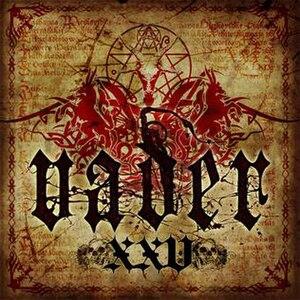 XXV (Vader album) - Image: XXV (Vader album)
