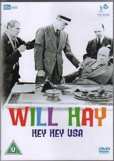 <i>Hey! Hey! USA</i> 1938 film by Marcel Varnel