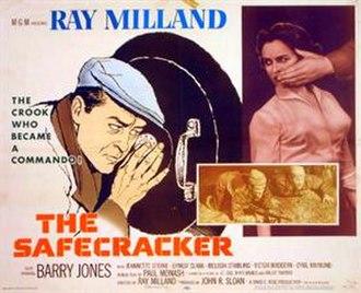 """The Safecracker - Image: """"The Safecracker"""" (1958)"""