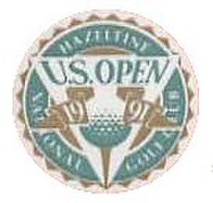 1991 U.S. Open (golf) - Image: 1991Open Logo