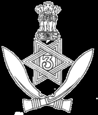 3 Gorkha Rifles - Image: 3 Gorkha Rifles