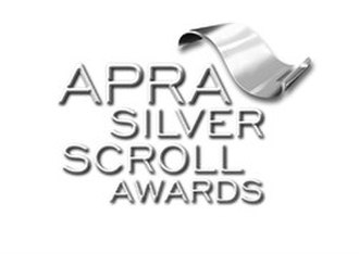 APRA Awards (New Zealand) - Image: APRA Silver Scroll Awards logo