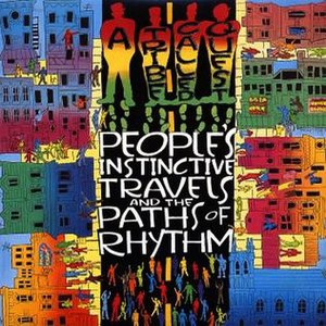 People's Instinctive Travels and the Paths of Rhythm - Image: ATCQ People's Instinct Travels