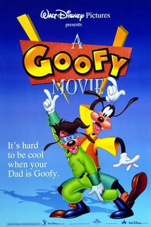 A Goofy Movie - Theatrical release poster