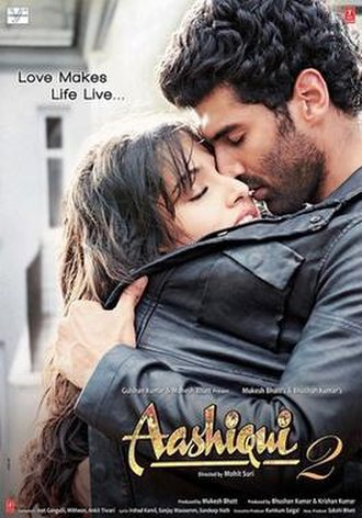 Aashiqui 2 - Theatrical release poster