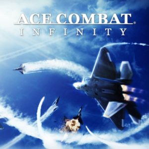 Ace Combat Infinity - Image: Ace Combat Infinity Cover Art