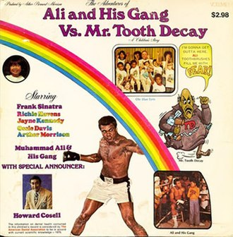 The Adventures of Ali and His Gang vs. Mr. Tooth Decay - Image: Ali Gang Tooth Decay