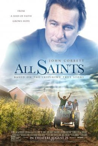 All Saints (film) - Theatrical release poster