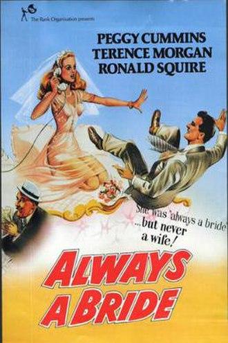Always a Bride (1953 film) - Image: Always a Bride (1953 film)