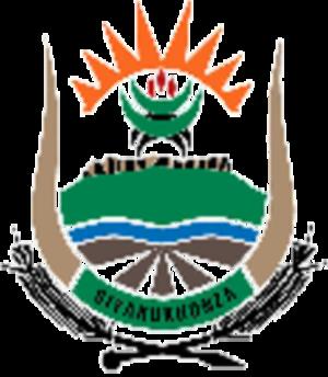 Amathole District Municipality - Image: Amathole Co A