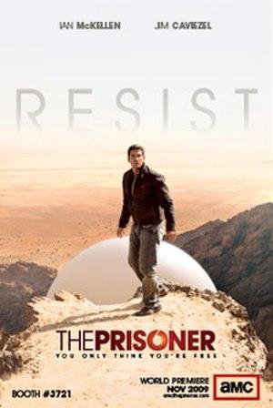 The Prisoner (2009 miniseries) - Promotional poster