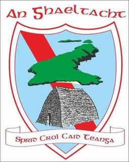 An Ghaeltacht GAA gaelic games club in County Kerry, Ireland