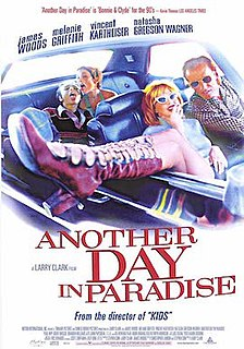 <i>Another Day in Paradise</i> (film) 1998 American film directed by Larry Clark