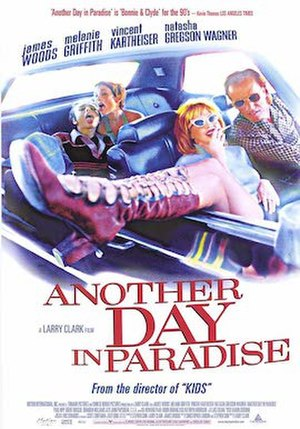 Another Day in Paradise (film) - Theatrical release poster