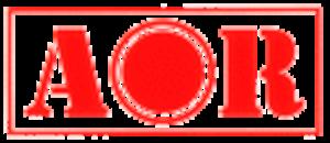 AOR (company) - Image: Authority on Radio (logo)