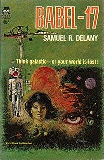 <i>Babel-17</i> novel by Samuel Delany
