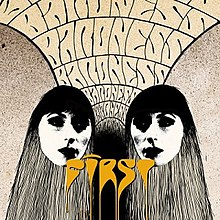Baroness - First (album cover).jpg
